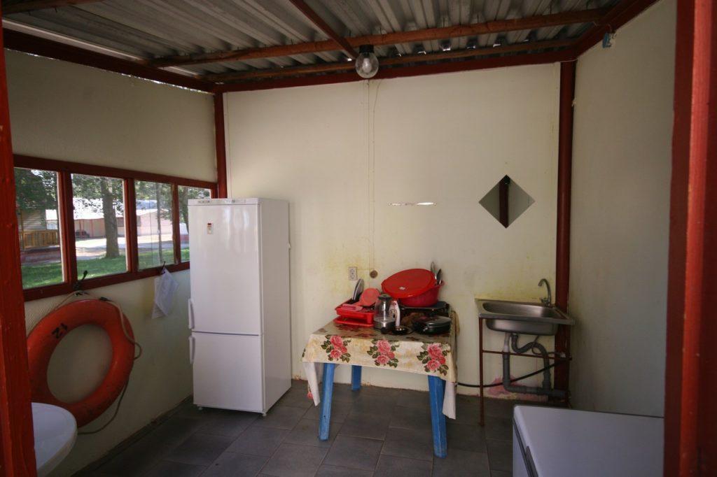 Кухня 2-х местного номера